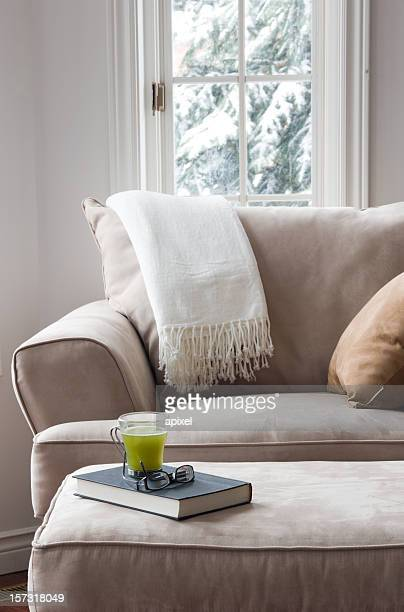 Interiors: Cozy winter chair