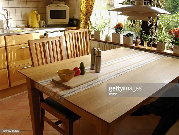 Ausstattung: Ausgestattete Küche