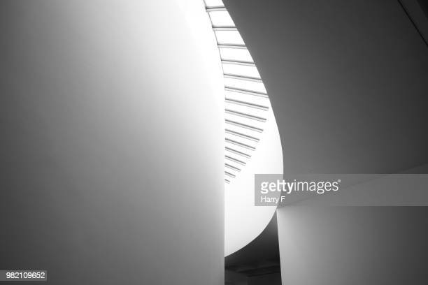 interiors - curve stock pictures, royalty-free photos & images