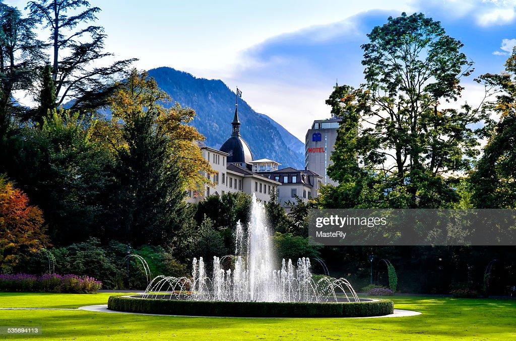 Interlaken : Bildbanksbilder