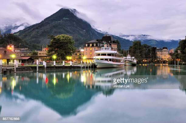 Interlaken river