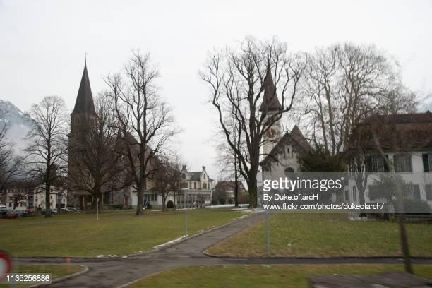 interlaken : switzerland - duke bildbanksfoton och bilder