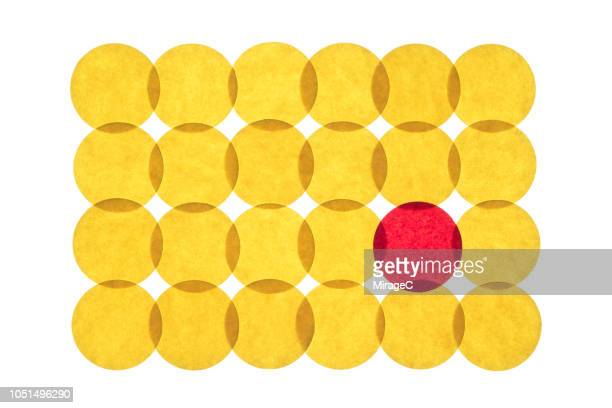 interlocked back lit paper - cover design stock pictures, royalty-free photos & images