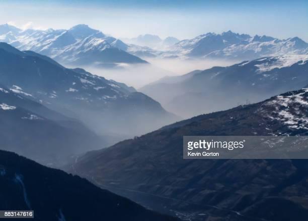 Interlocking Mountains