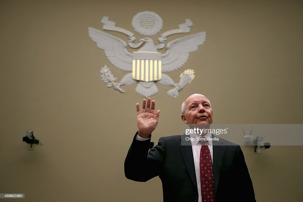 House Holds Hearing On IRS Targeting Scandal
