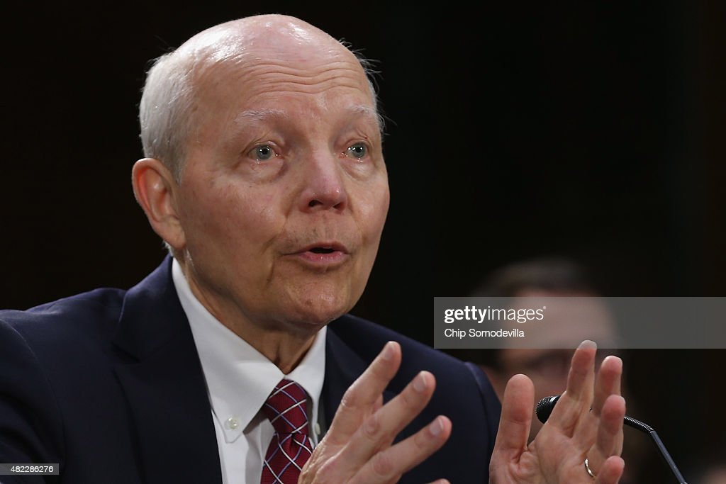Senate Judiciary Committee Hears Testimony From IRS  Commissioner John Koskinen On IRS Targeting