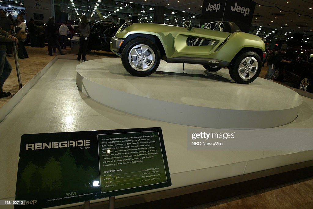 NBC News NY International Auto Show Pictures Getty Images - Javits center car show