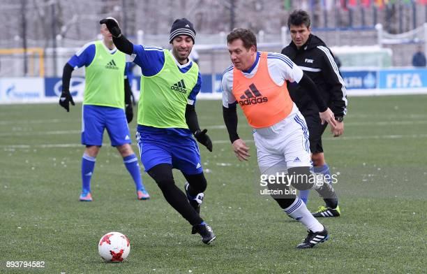 FIFA International beim Home of FIFA Legends Game 2017 Ramon JESURUN gegen Mohamed Aboutrika