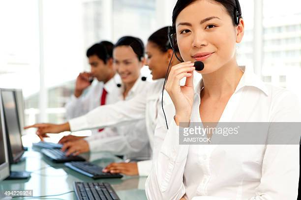 International Call Center operators