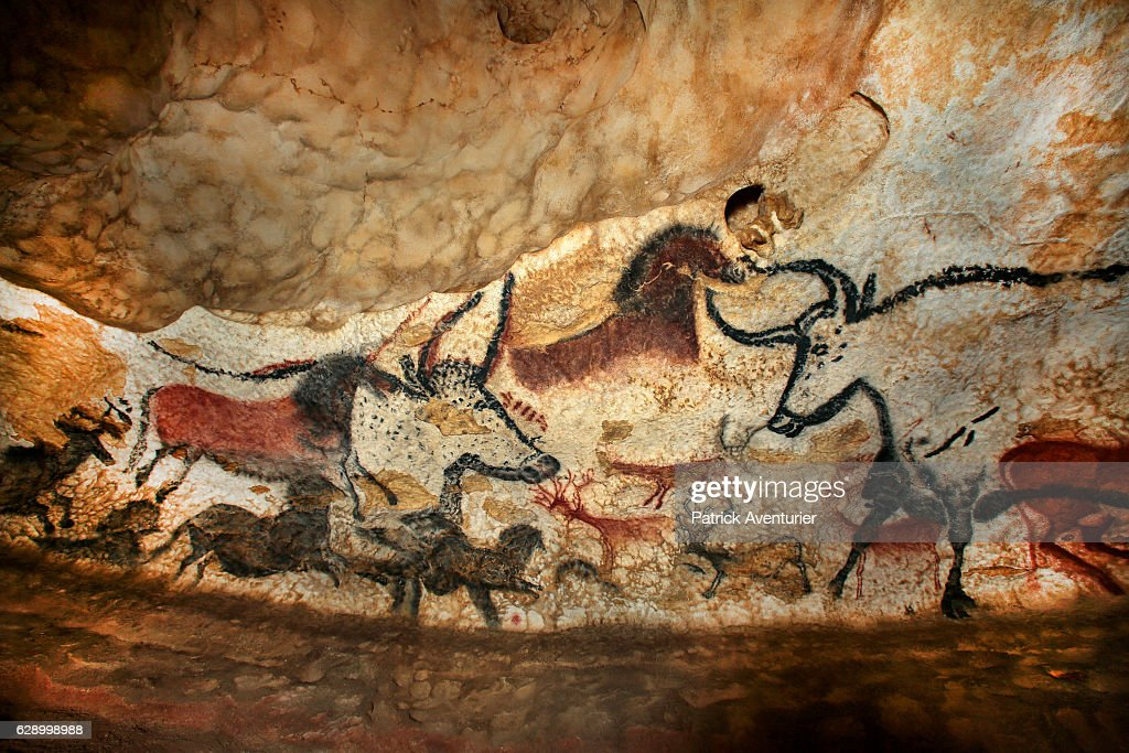 International Center of Parietal Art Opens At The Foot Of The Hill Of Lascaux : News Photo