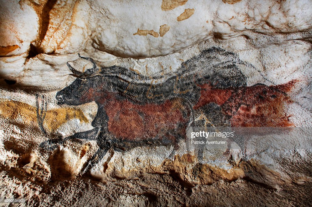 International Center of Parietal Art at the foot of the hill of Lascaux.The major element of the site is the facsimile which reproduces the entirely of the original cave of Lascaux on November 24, 2016 in Montignac, France.The center explain the richness of the representations painted and engraved in the cave of Lascaux.The cave of Lascaux in the Dordogne has discovered on 12 September 1940 and declared a World Heritage Site by UNESCO in 1979, it is one of the masterpieces of parietal art.For protect the 20 000 years paintings, the cave has been closed since 1963. The International Center of Parietal will open on December 15, 2016.
