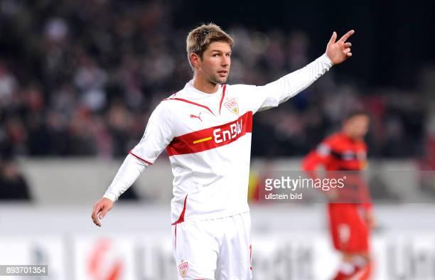 FUSSBALL International Champions League SAISON VfB Stuttgart FC Sevilla Thomas Hitzlsperger