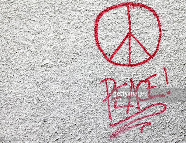 international cnd símbolo da paz - símbolos de paz - fotografias e filmes do acervo