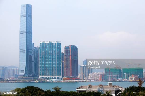 International Commerce Center in Hong Kong
