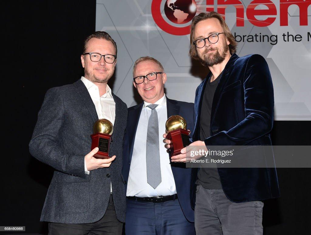 CinemaCon 2017 - International Day Awards Luncheon : News Photo