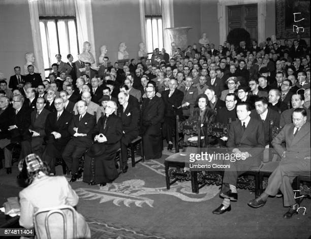 International Congress of Catholic Press 1950