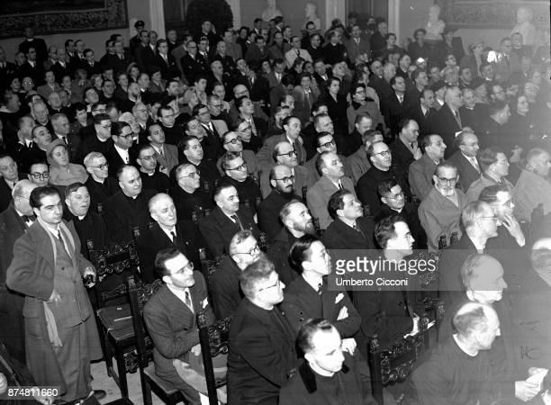 International Congress of Catholic Press, 1950.