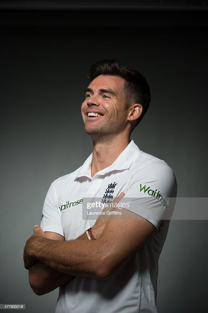 James Anderson, Cricketer magazine UK, July 1, 2015