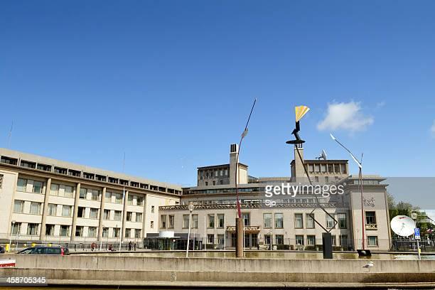 旧ユーゴ国際刑事裁判所 - 国際法 ストックフォトと画像