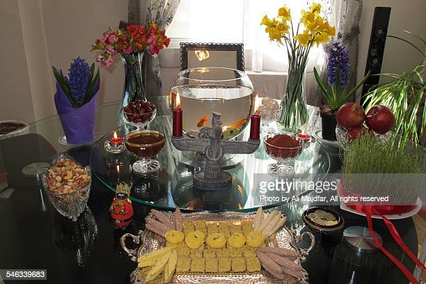 international day of nowruz - persian new year stock photos and pictures