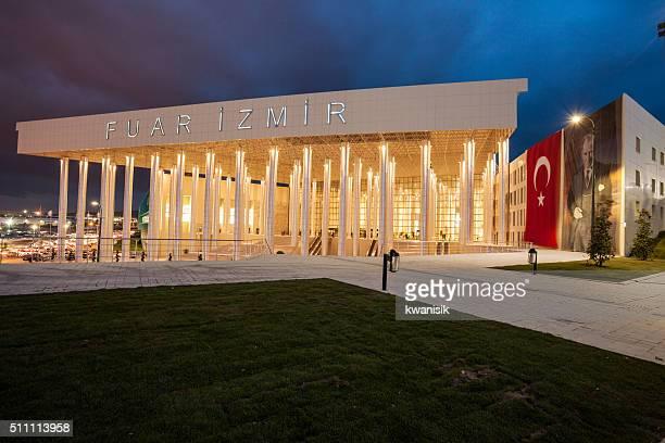 International Fairİzmir Neu Bereich und Gebäude