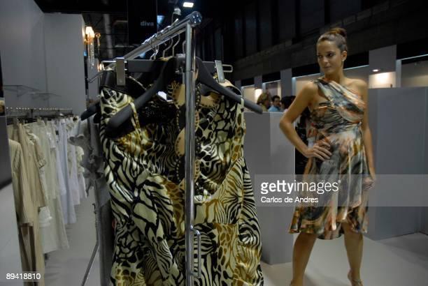International Fashion Week of Madrid 2007 Ifema Feria de Madrid