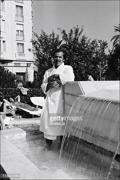 International Film Festival In Cannes France On May 25 1974Jack Nicholson