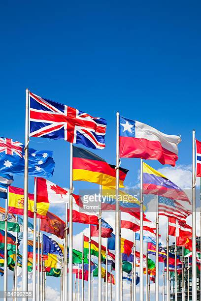 international flags - national flag stock pictures, royalty-free photos & images