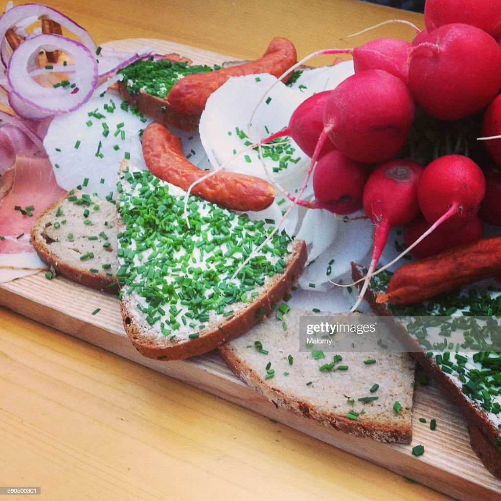 International Food : Stock Photo