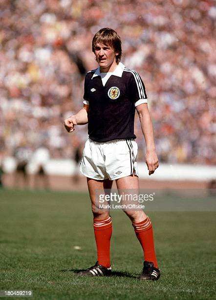 International Football FriendlyScotland v ArgentinaKenny Dalglish