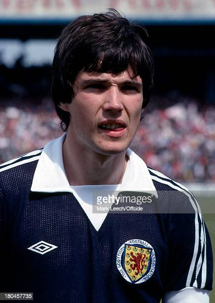 International FootballScotland v WalesAlan Hansen