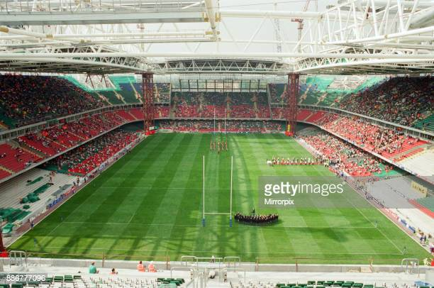 International friendly rugby match Wales v South Africa Wales won the match 29 19 Wales were victorious over the Springboks for the first time in the...