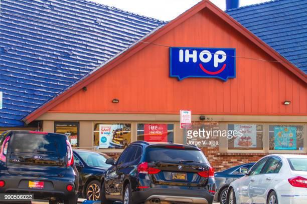 International House of Pancakes - IHOP Restaurant and IHOB