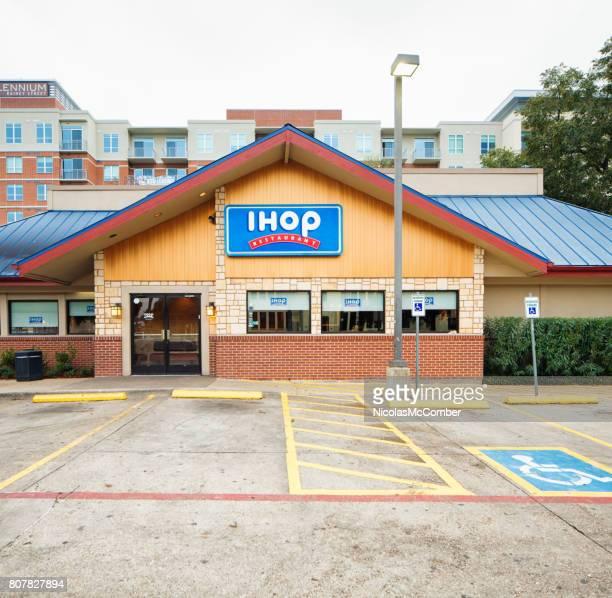 International House of Pancakes Ihop restaurant in Austin Texas