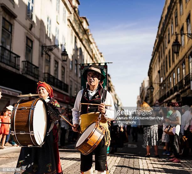 International Iberian Mask Festival, Lisbon, Portugal