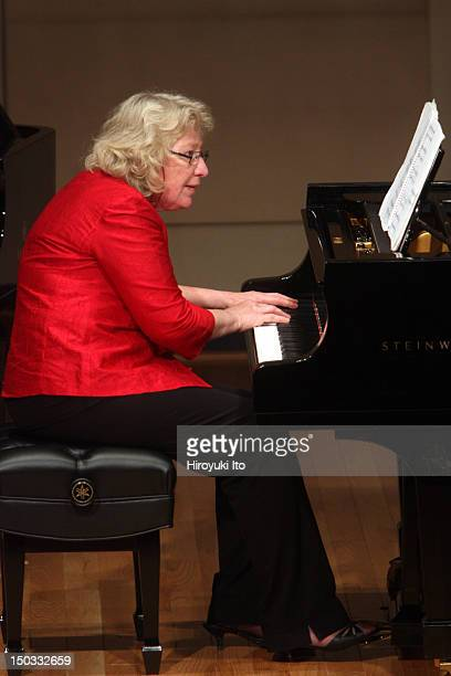 """International Keyboard Institute and Festival presents """"Centenary Tribute to the Artistry of Leonard Shure"""" at Mannes College the New School for..."""