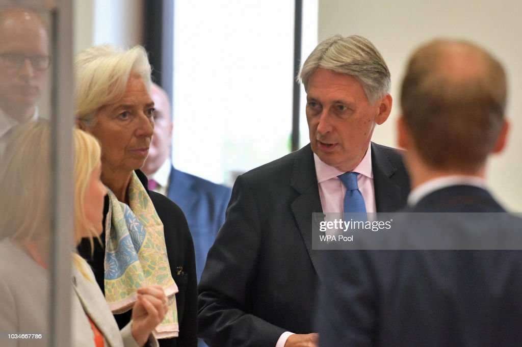 IMF Delivers Annual Assessment Of UK Economy