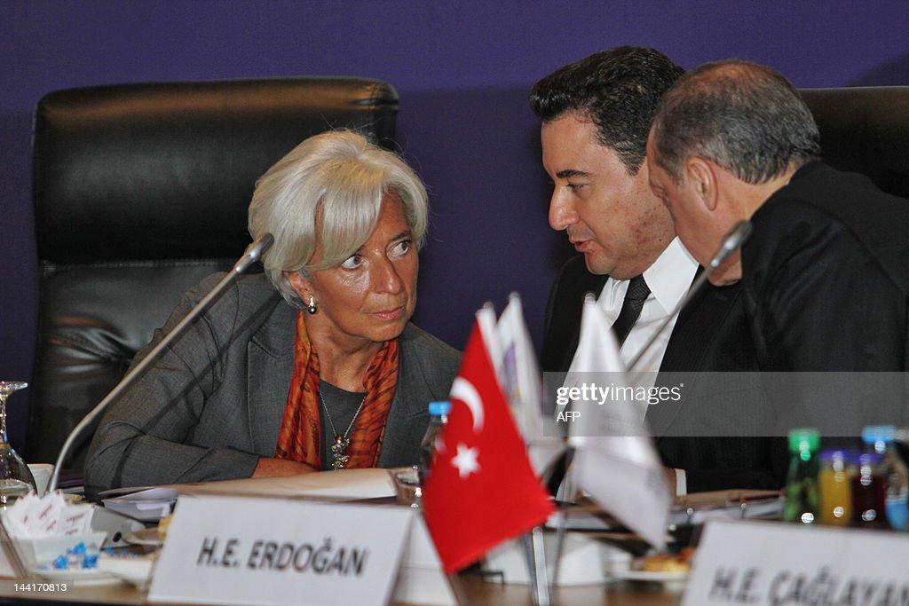 International Monetary Fund (IMF) Managi : Photo d'actualité