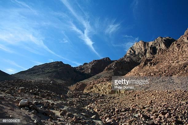 international mountain day - monte sinai imagens e fotografias de stock