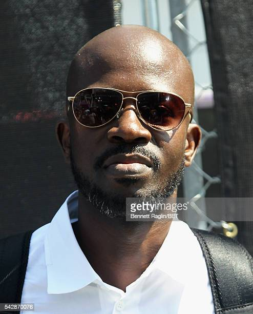 International nominee Black Coffee attends 106 Park sponsored by Apple Music during the 2016 BET Experience at Microsoft Square on June 24 2016 in...