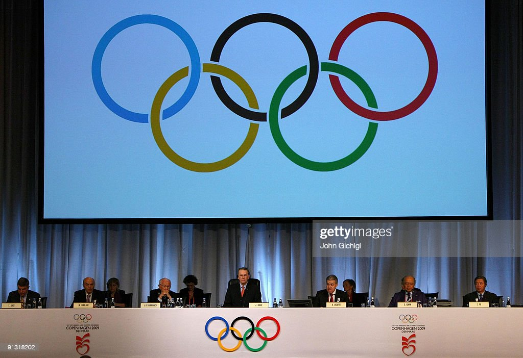 International Olympic Committee President Jacques Rogge attends the Chicago 2016 presentation on October 2, 2009 at the Bella Centre in Copenhagen, Denmark. The 121st session of the International Olympic Committee (IOC) will vote on October 2 on whether Chicago, Tokyo, Rio de Janeiro or Madrid will host the 2016 Olympic Games.