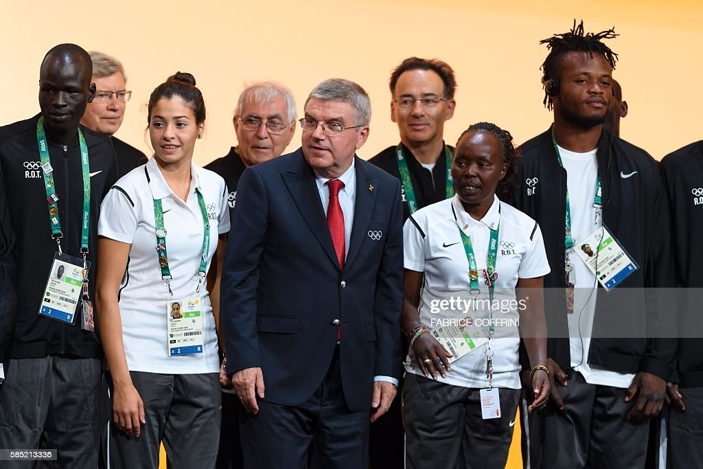 OLY-2016-RIO-IOC-SESSION : News Photo