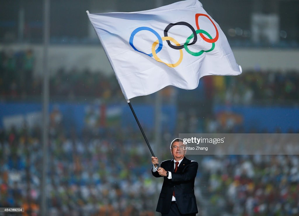 2014 Summer Youth Olympic Games - Closing Ceremony