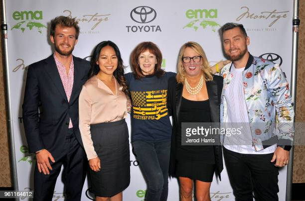 International Operations Director for ClimateForce Barney Swan CEO of Team Green For All and The Dream Corps Vien Truong Frances Fisher Brittingham...