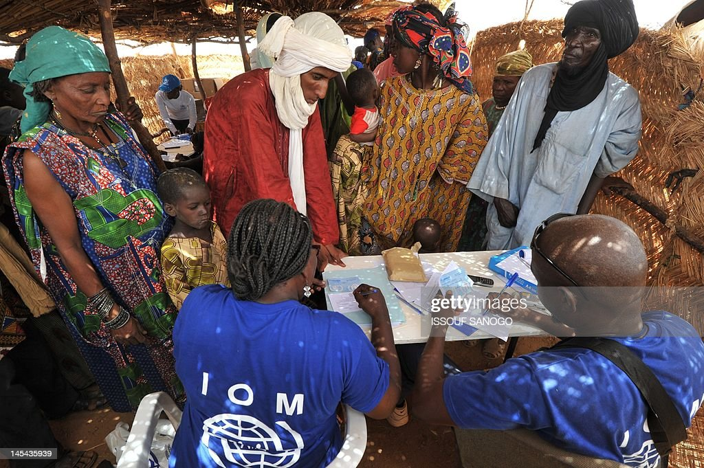 International Organization for Migration : News Photo