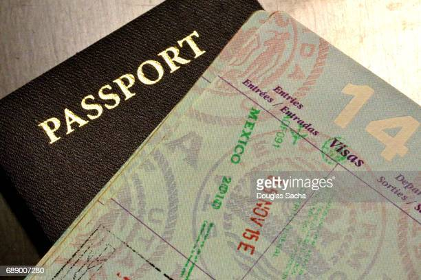 International Passport documents
