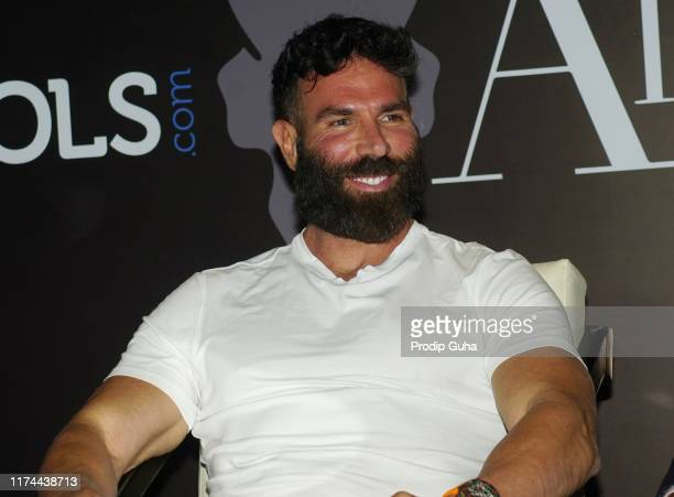 International personality Dan Bilzerian visits India to announce his association with sports predictor LivePools and the launch of his male grooming...