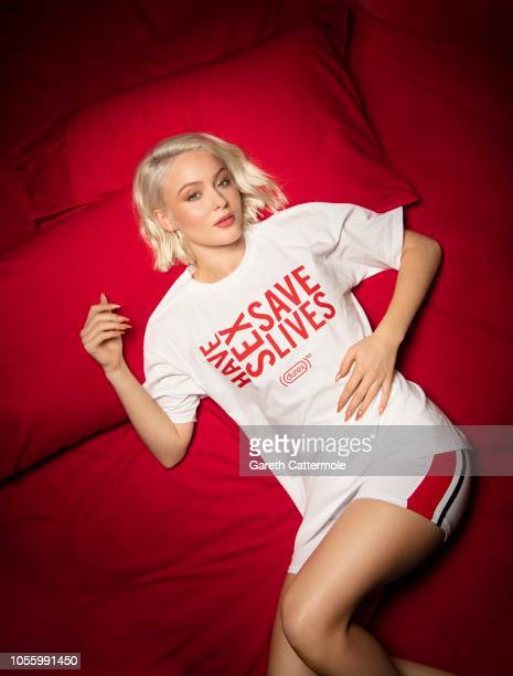 International pop sensation Zara Larsson fronts new campaign and encourages people to Give a F**k ahead of World AIDS Day as Durex® partners with ®...