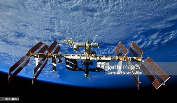 International Space Station 2009.