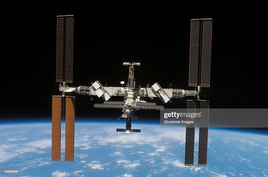 International Space Station : Stock Photo
